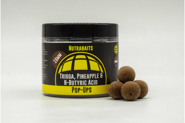 Trigga: Pineapple & N-Butyric Shelf-Life Pop Ups