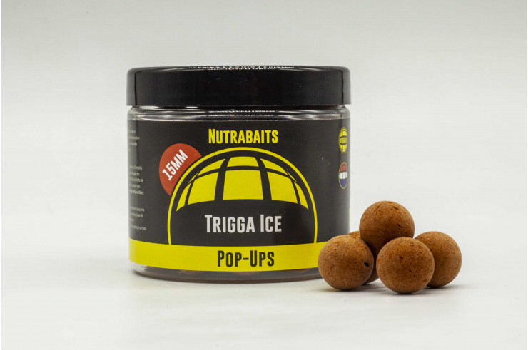 Trigga Ice Shelf-Life Pop Ups