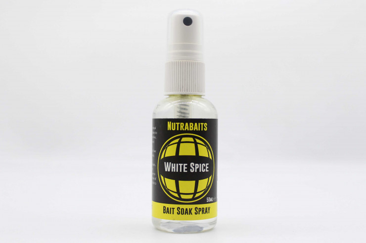 White Spice Alternative Bait Spray