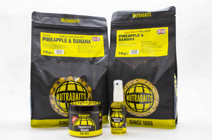 Pineapple & Banana Limited Offer
