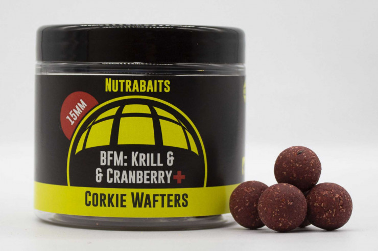 BFM Krill & Cranberry+ Corkie Wafters
