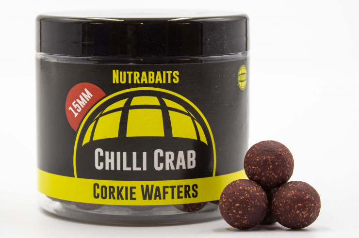 Chilli Crab Corkie Wafters