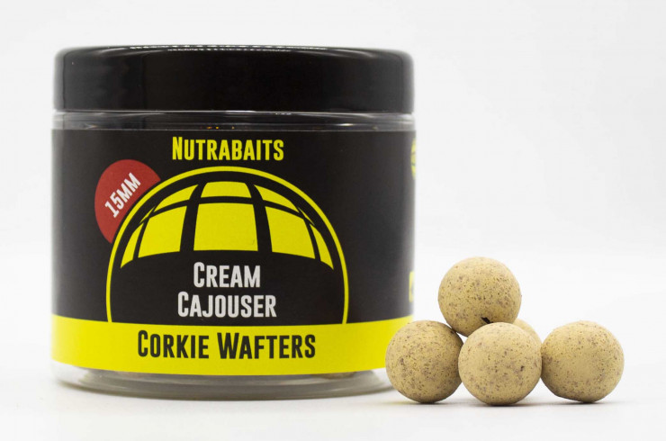 Cream Cajouser Corkie Wafters