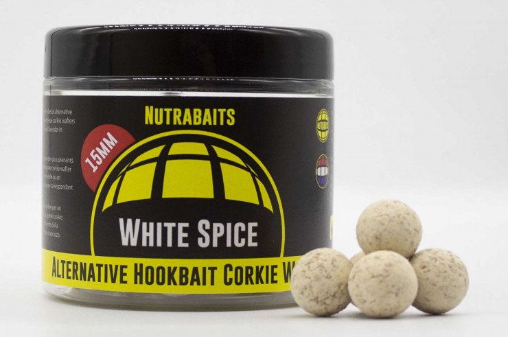 White Spice Hi-Attract Corkie Wafters