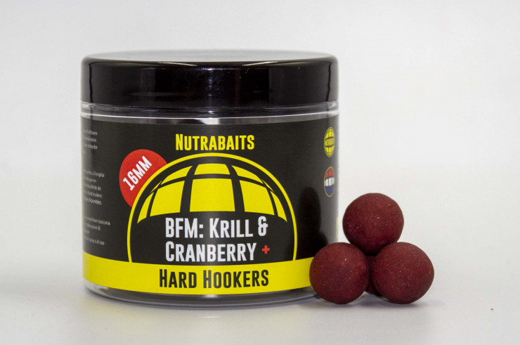 BFM Krill & Cranberry+ Hard Hookers