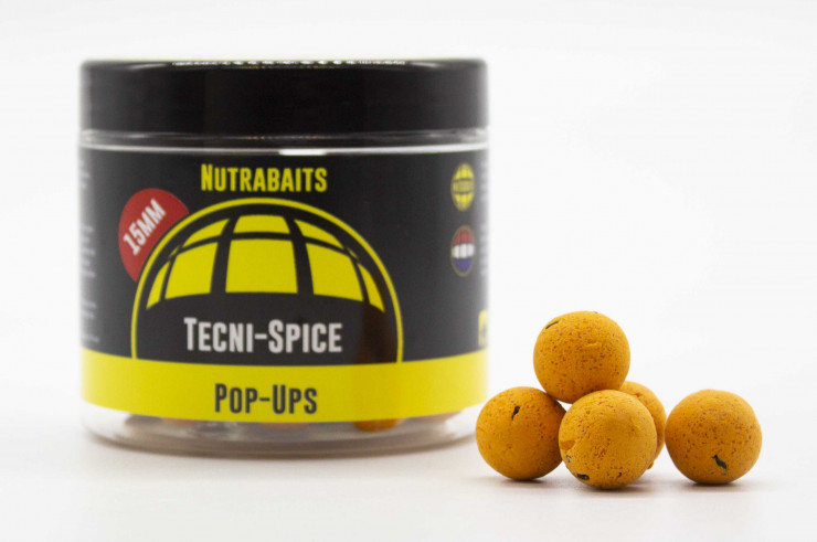 Tecni-Spice Shelf-Life Pop Ups