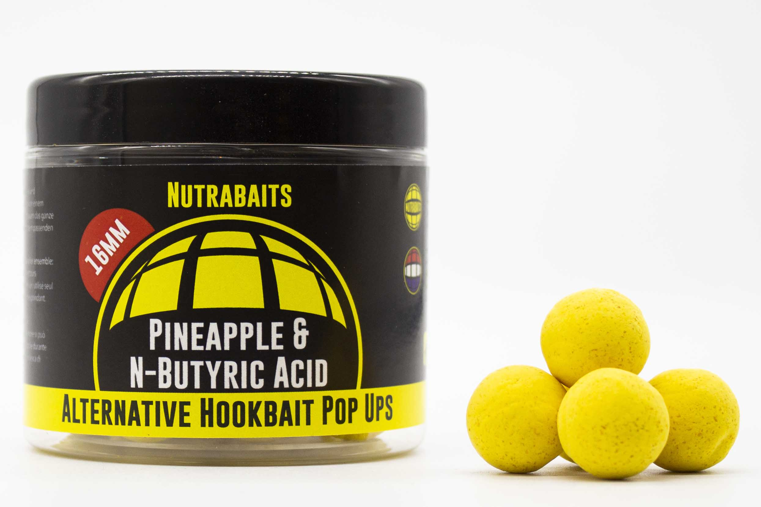 Pineapple & N-Butyric Alternative Hookbaits
